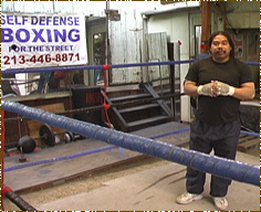 Self Defense Boxing for the Street - (213) 880-3764